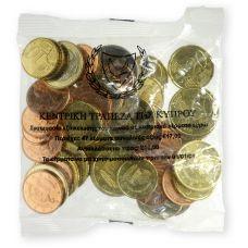 Kypros 2008 17,09 € Starttipussi