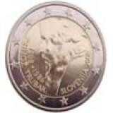 Slovenia 2008 2 € Primoz Trubar UNC