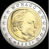 Monaco 2002 2 € UNC