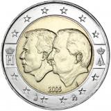 Belgia 2005 2 € Belgian ja Luxemburgin talousliitto UNC