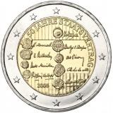 Itävalta 2005 2 € Valtiosopimus 50 vuotta UNC