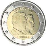 Luxemburg 2006 2 € Suurherttua Guillaume UNC