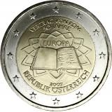 Itävalta 2007 2 € Rooman sopimus UNC