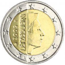 Luxemburg 2009 2 € UNC