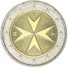 Malta 2008 2 € UNC