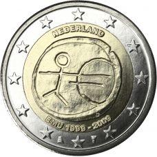 Alankomaat 2009 2 € EMU UNC