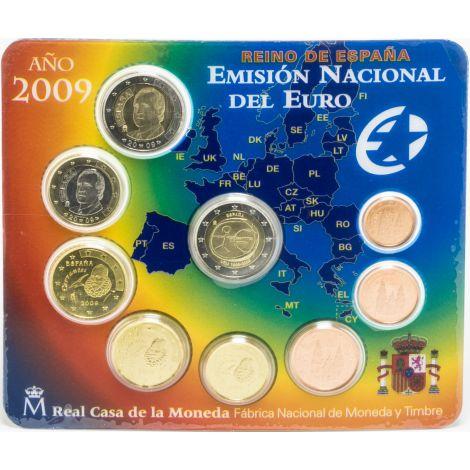 Espanja 2009 Rahasarja BU