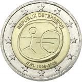 Itävalta 2009 2 € EMU UNC