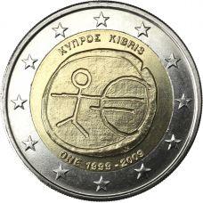 Kypros 2009 2 € EMU UNC