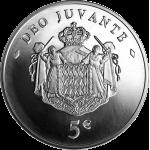 Monaco 2008 5 € HOPEA