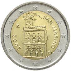 San Marino 2002 2 € UNC