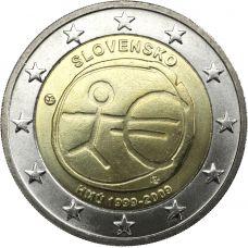 Slovakia 2009 2 € EMU UNC