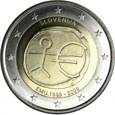 Slovenia 2009 2 € EMU UNC