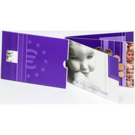 Alankomaat 2003 Rahasarja Baby-set BU