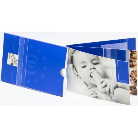 Alankomaat 2005 Rahasarja Baby-set BU