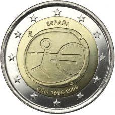 Espanja 2009 2 € EMU UNC