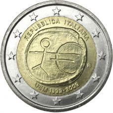 Italia 2009 2 € EMU UNC