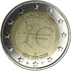 Luxemburg 2009 2 € EMU UNC