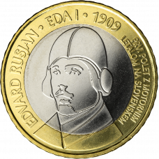 Slovenia 2009 3 € UNC