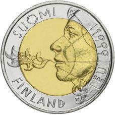 Suomi 1999 10 Markkaa Liekinpuhaltaja UNC