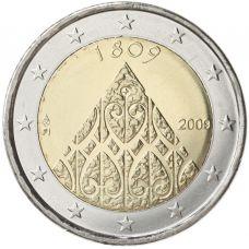 Suomi 2009 2 € Suomen autonomia 200v PROOF