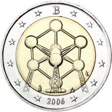 Belgia 2006 2 € Atomium UNC