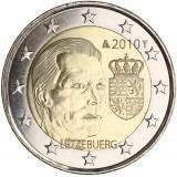 Luxemburg 2010 2 € Arn UNC