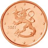 Suomi 2001 2 c UNC