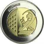 Vatikaani 2009 2 € EMU TESTI