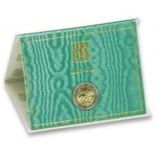 Vatikaani 2010 2 € Pappien vuosi UNC