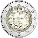 Luxemburg 2011 2 € Henri & Jean UNC