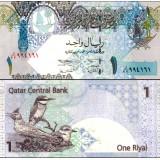 Qatar 2003 1 Riyal P20 UNC