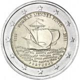 Portugali 2011 2 € Fernão Mendes Pinto UNC
