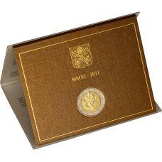 Vatikaani 2011 2 € 26. maailman nuortenpäivät UNC