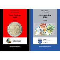 €uro-Catalog 2020 kolikot ja setelit 1. painos