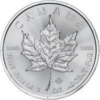 Kanada 2020 5 Dollars Maple Leaf 1 Unssi HOPEA