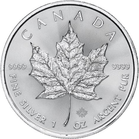 Kanada 2020 5 Dollars Maple Leaf 1 Unssi HOPEA