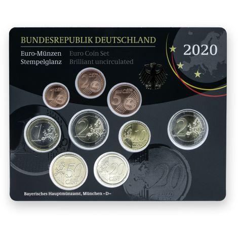 Saksa 2020 Rahasarja D BU