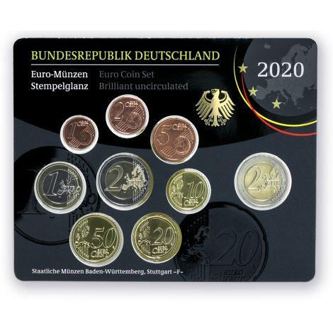 Saksa 2020 Rahasarja F BU