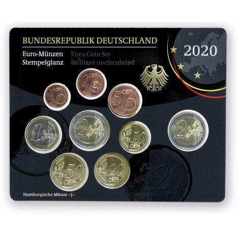 Saksa 2020 Rahasarja J BU