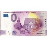 Suomi 2020 0 € Ulvilan rahakätkö - 5v juhlaversio (LEBE 2020-1) UNC