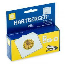 Kolikkokehys, Hartberger 15 mm - 25 kpl pakkaus
