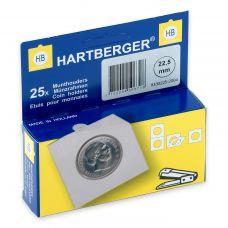 Kolikkokehys, Hartberger 22,5 mm - 25 kpl pakkaus