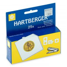 Kolikkokehys, Hartberger 39,5 mm - 25 kpl pakkaus