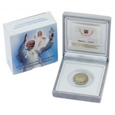 Vatikaani 2020 2 € Johannes Paavali II PROOF