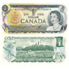 Kanada 1973 1 Dollar P85 UNC