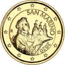 San Marino 2020 2 € KULLATTU