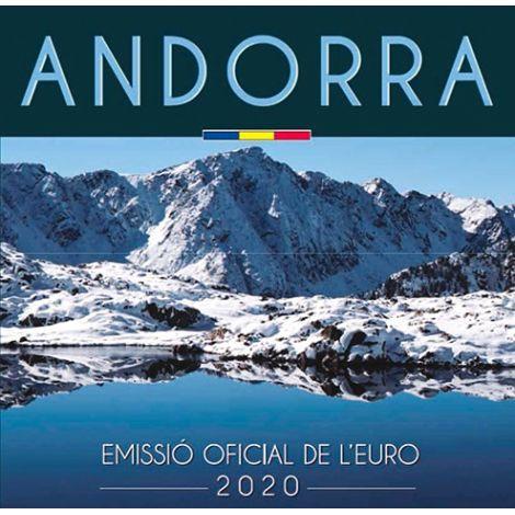 Andorra 2020 Rahasarja BU
