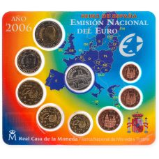 Espanja 2006 Rahasarja EU BU