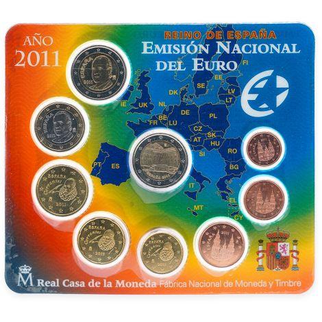 Espanja 2011 Rahasarja BU